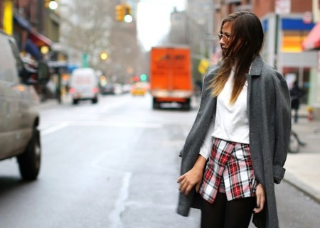 Este invierno no salgas de casa sin tu minifalda