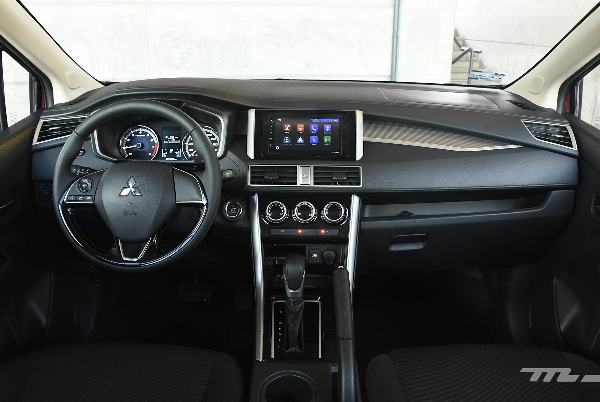 Foto de Mitsubishi Xpander (prueba) (14/27)