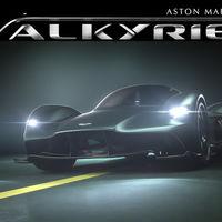 Olvida al AM-RB001, el titán británico de 900 CV se llamará Aston Martin Valkyrie