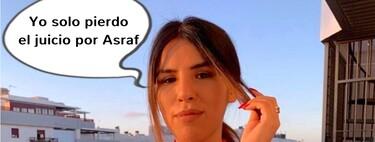 Llámenla 'lisensiada' Pantoja: Chabelita quiere ser una hija de provecho y por eso se ha matriculado en Derecho