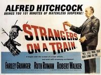 Alfred Hitchcock: 'Extraños en un tren', suspense milimétrico