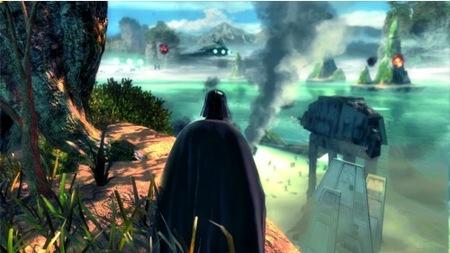 Galería de imágenes de 'Star Wars: The Force Unleashed'