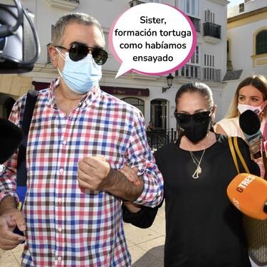Se confirma: Isabel Pantoja declara a favor de su hermano en la demanda de Kiko Rivera contra el tito Agustín
