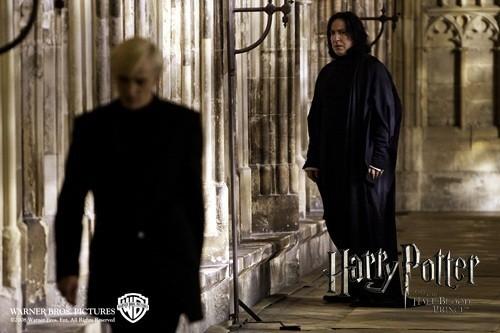 Foto de Nuevas fotos de Harry Potter 6 (4/4)
