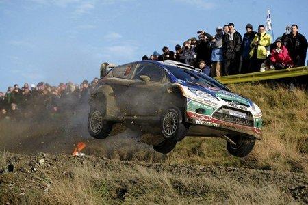 Rally de Gales 2011: Jari-Matti Latvala se acerca a la victoria tras el accidente de Sébastien Loeb