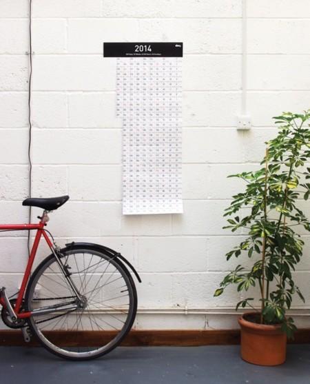 Carpe Diem, el calendario perfecto para disfrutar a tope de 2014