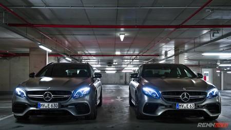 Mercedes Amg E 63 S Renntech R800 4