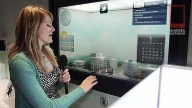 La ventana del futuro según Samsung