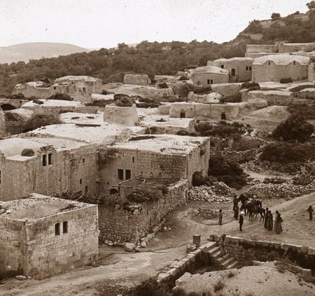 La Antigua Ciudad De Samaria Hoy Entre Cisjordania E Israel