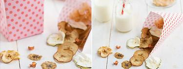 Las 13 mejores recetas de snacks de 100 Kcal o menos