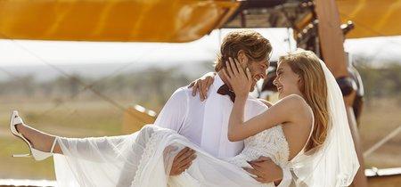 Pronovias colección 2018: querrás casarte con más de un vestido de novia