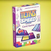 Juego de cartas 'Tetris Speed' para pasar el rato en las vacaciones: el 'UNO' basado en el clásico por 79 pesos en Amazon México