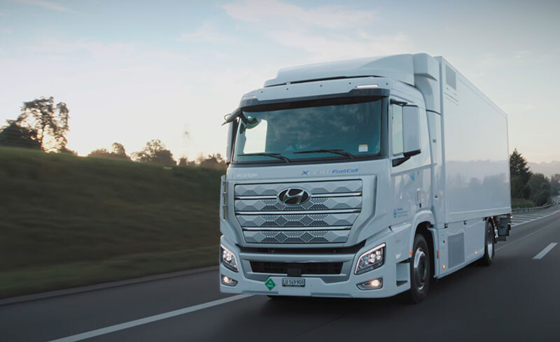 Hyundai tiene a punto su camión de hidrógeno: 400 km de autonomía para conquistar el transporte por carretera