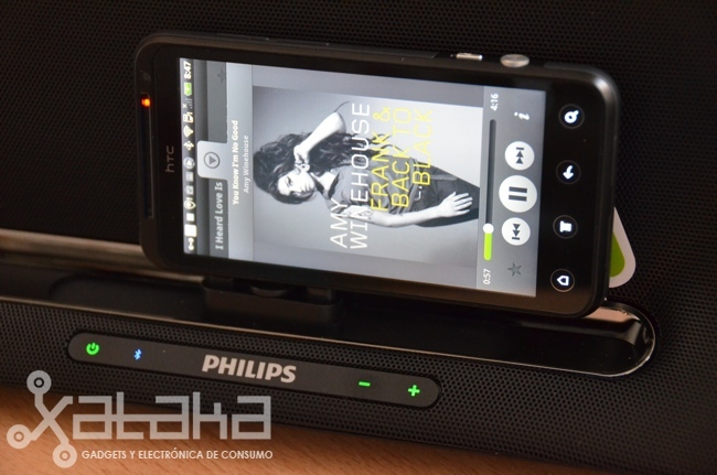 Foto de Philips Fidelio AS851 prueba (15/16)