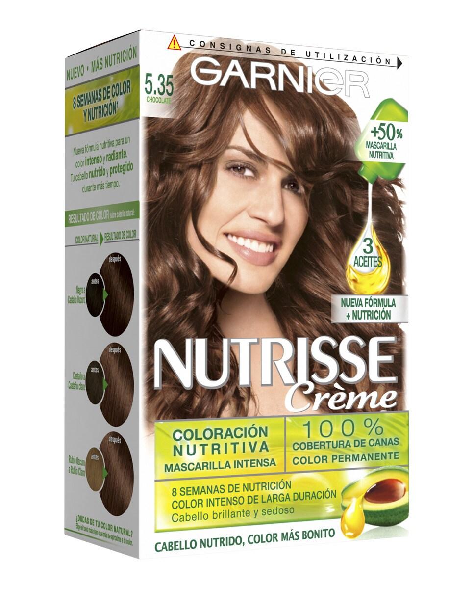 Coloración Capilar Nutrisse Garnier