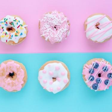 25 ideas inspiradoras para montar un donuts bar en tu boda