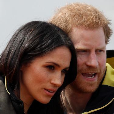 Comienza la cuenta atrás de Meghan Markle y el príncipe Harry: la pareja del año