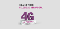 Yoigo extenderá su 4G a quince nuevas provincias antes de fin de año