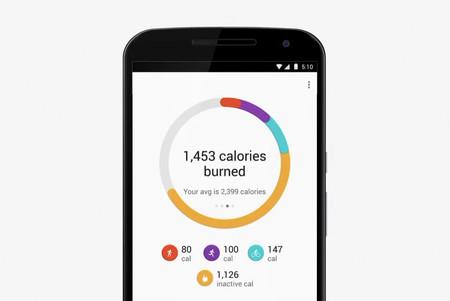 Google Fit 1.64 ahora puede registrar tus ejercicios de entrenamiento de fuerza