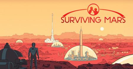 El viaje al planeta rojo será en marzo tras confirmar Paradox Interactive la fecha de lanzamiento de Surviving Mars