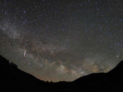 Este sábado 22 de abril no te pierdas la Lluvia de meteoros Líridas