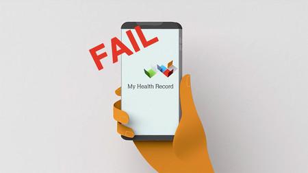 En Australia la gente corrió a sacar sus datos del nuevo registro de salud del Estado, y la web se cayó como para probar el punto