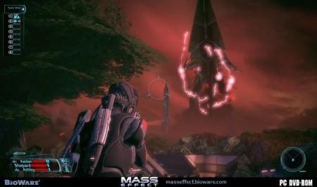 Capturas de 'Mass Effect' para PC