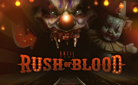 Análisis de Until Dawn: Rush of Blood. Así es el sangriento túnel del terror de la Realidad Virtual