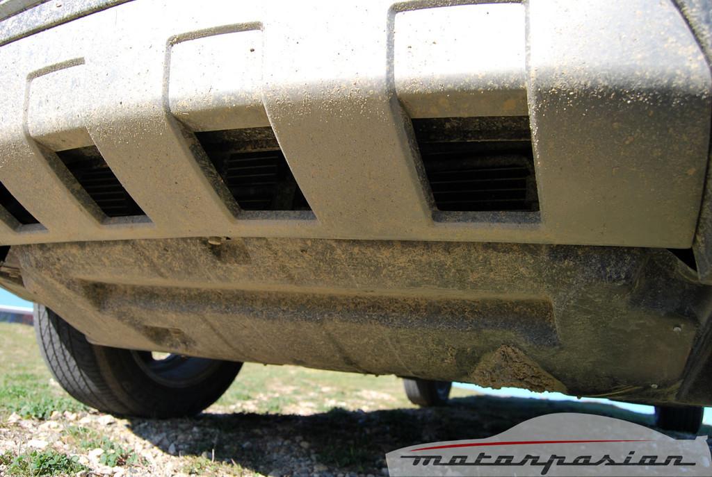 Foto de Chevrolet Captiva Sport (prueba) (17/72)
