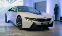 BMW i8, primeras impresiones