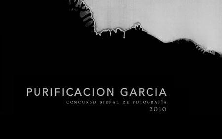 Concurso de fotografía Purificación García 2010