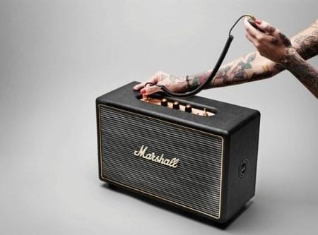 Marshall home stereo, el amplificador más guitarrero para el hogar