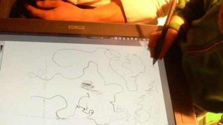Siete aplicaciones para el dibujo digital en Mac OS X