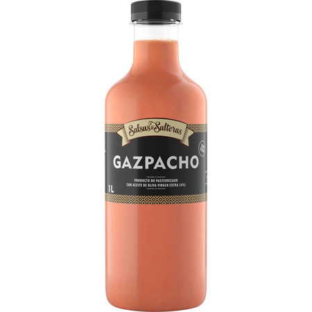 Gazpacho Fresco Salsas Salteras 1