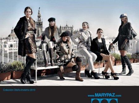 Colección Marypaz, calzado Otoño-Invierno 2010/2011