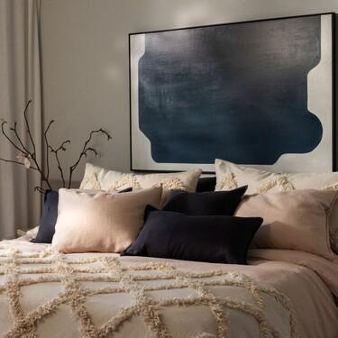 Nuestra casa será sinónimo de otoño: renovamos el dormitorio con estas fundas nórdicas, cojines o mantas de pelo