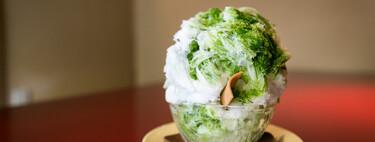 Kakigori, cómo es el helado tradicional de Japón que se está poniendo de moda en España