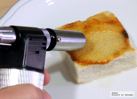 Caramelizando Soplete