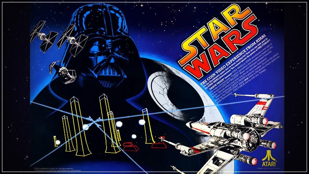 Star Wars, la espectacular recreativa de Atari