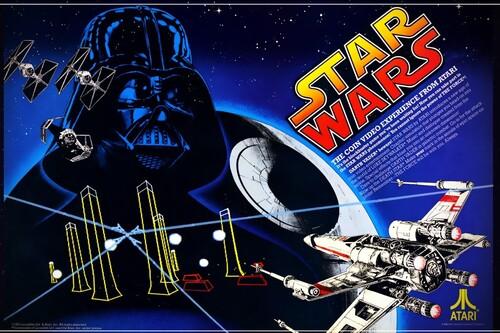 Star Wars, la emoción de la Guerra de las Galaxias a través de espectaculares combates vectoriales en 3D