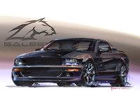 Saleen Dark Horse Mustang, el potro se viste de negro