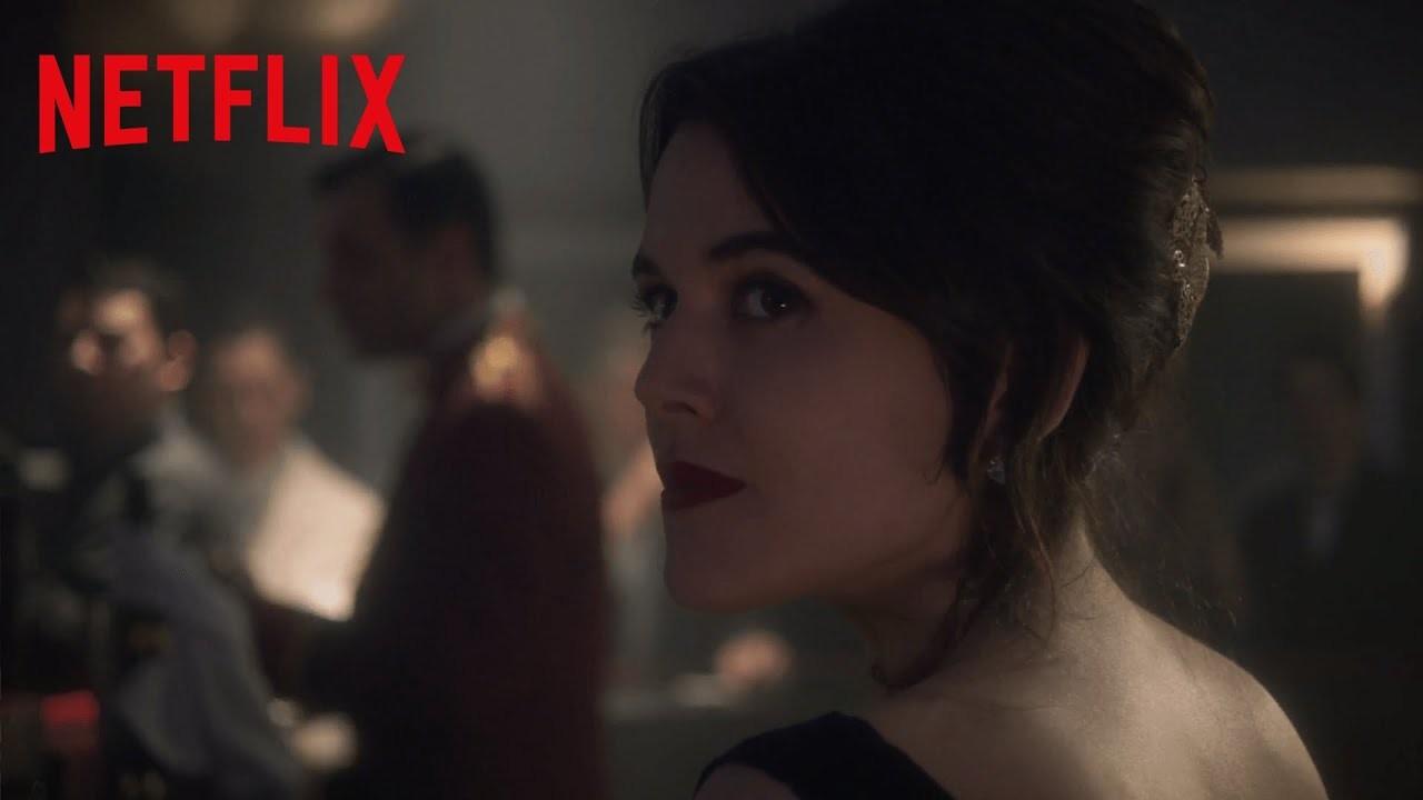 'Hache': tráiler y fecha de estreno de la nueva serie española de Netflix protagonizada por Adriana Ugarte