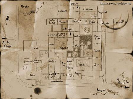 Primer Mapa Old Map Laprision2
