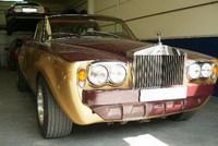 Rolls-Royce Corniche de 1977