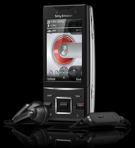 Sony Ericsson Hazel, con la bandera del GreenHeart