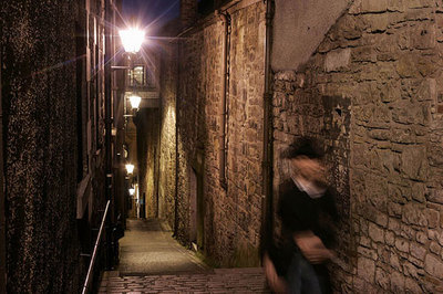 Edimburgo: en busca del fantasma de Mary King