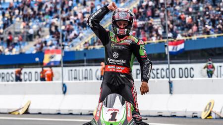 Jonathan Rea no descarta saltar a MotoGP con Yamaha en la moto que deje Valentino Rossi libre en el Petronas