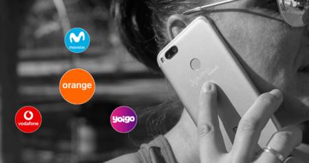 Enfrentamos las nuevas tarifas de Orange contra las de Movistar, Vodafone y Yoigo