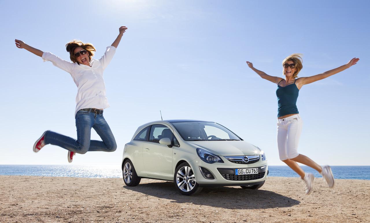 Foto de Opel Corsa 2011 (5/11)