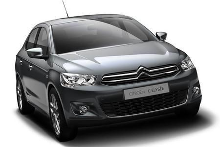 Citroën C-Elysée, equipamiento y precios para España